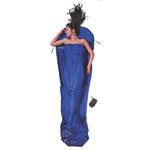 Cocoon MummyLiner Silk -matkalakana, sininen