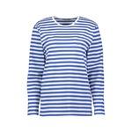 Marimekko Pitkähiha -paita, valkoinen/sininen