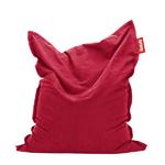 Fatboy® the Original Stonewashed säkkituoli, punainen