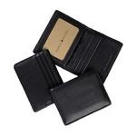 Marja Kurki luottokorttilompakko RFID-suojauksella, musta