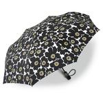 Marimekko Mini Unikko sateenvarjo, musta