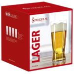 Spiegelau Beer classics Lager set 4kpl