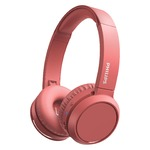 Philips H4205 Langattomat Bluetooth-kuulokkeet PUNAINEN