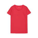 Makia Naisten Angle T-shirt Punainen, koko L
