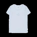 Makia Naisten Angle T-shirt Vaaleansininen