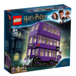 LEGO Harry Potter Poimittaislinjan bussi