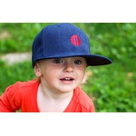 INTO Youth Original lippis, navy blue/red