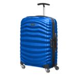 Samsonite Lite-Shock Spinner -kabiinilaukku, 55 cm Pacific Blue