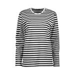 Marimekko Pitkähiha -paita, valkoinen/musta