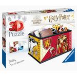 Ravensburger Harry Potter Säilytysrasia 216 palan 3D Palapeli