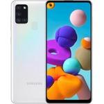 Samsung Galaxy A21s Dual-Sim 32GB Valkoinen